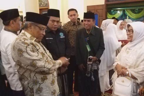 Ketum PBNU Doakan Jokowi-Ma'ruf Berhasil di Pilpres 2019