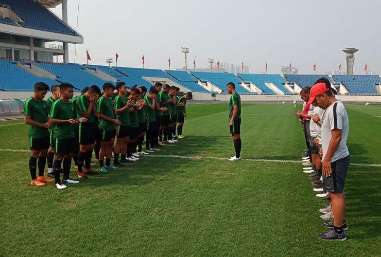 Jadwal Siaran Langsung Timnas U-23 Indonesia Vs Vietnam, Malam Penentu