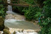Jalan-jalan ke Air Terjun Kedung Pedut Kulon Progo, Oh Indahnya...