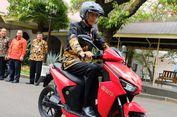 Panglima TNI Berniat Boyong Ribuan Gesits buat Pasukan