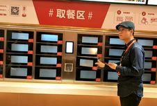 Di China, Beli dan Bayar Makanan di Restoran Cukup Pakai 'Smartphone'