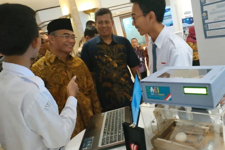ASB 2018 secara resmi dibuka oleh Menteri Pendidikan dan Kebudayaan (Mendikbud) Muhadjir Effendy hari ini, 14 Desember 2018 di Jakarta.