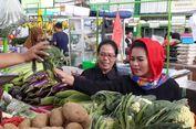 Di Malang, Puti dan Emil Sama-sama Kunjungi Pasar Tradisional