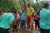 Ada Permainan Egrang hingga Bakiak di Festival Danau Sunter