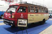 Lebih Dekat dengan Pownis, Bus Kayu Asal Bangka