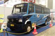 Vario, Bus Jadul Mercedes yang Pernah Dipakai DAMRI