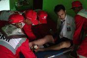 Patah Tulang, Siswa SMA di Kendal Ikut UNBK Diantar Ambulans