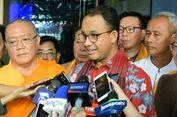 Anies: Kalau Warga Bilang 'Haduh di Jakarta Susah', Berarti Pemerintahnya Bermasalah