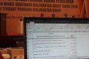 Rekapitulasi KPU, Sutarmidji-Ria Norsan Unggul di Pilkada Kalbar