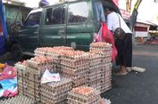 Harga Telur Ayam di Pangkal Pinang Capai Rp 1.700 per Butir