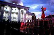 Megahnya Gedung Negara, Kantor Kepresidenan di Papua
