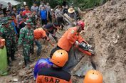 Bencana Banjir dan Longsor di Pacitan, Korban Longsor Ditemukan hingga Area Persawahan Rusak
