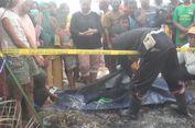 Mayat Terbakar Ditemukan di Tepi Jalan, Diduga Korban Pembunuhan