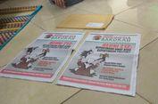 36 Eksemplar Tabloid Indonesia Barokah Tersebar di 12 Masjid Kota Bekasi