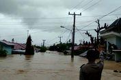 Banjir Landa Gowa, 2.121 Warga Mengungsi, Satu Balita Tewas