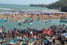 Libur Lebaran, 300.000 WIsatawan Kunjungi Gunungkidul