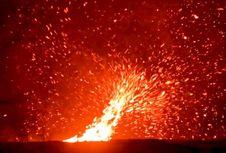 Apa itu 'Lavanado', Fenomena Langka yang Terjadi Saat Kilauea Meletus?
