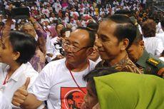 Jokowi Ingatkan Relawan Projo Jangan Ikuti Cara Saracen