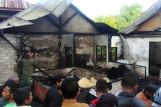 Rumah Terbakar Saat Penghuni Tidur Lelap, 4 Orang Tewas