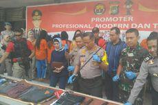 4 Pelaku Penjarahan Toko Pakaian di Depok Positif Konsumsi Obat Terlarang