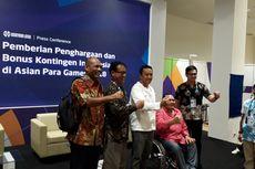 Bonus Asian Para Games Diberikan Sebelum Keringat Para Atlet Mengering