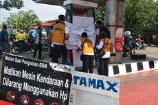 Diduga Curang, Dua SPBU di Bandung Disegel