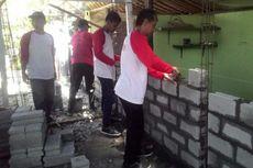 Narapidana Dilibatkan dalam Bedah Rumah di Kulon Progo