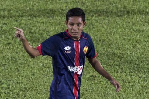 Persebaya dan Bhayangkara FC Incar Peluang Rekrut Evan Dimas