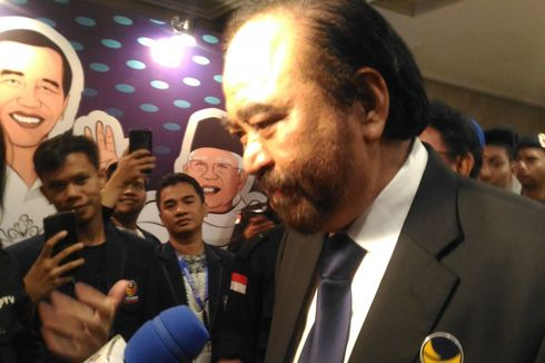 Ketua DPP Nasdem: Surya Paloh Minta Jokowi Fokus Revolusi Mental di Periode Kedua
