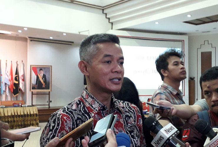 Bantah Andi Arief, KPU Tegaskan Tak Ada Kecurangan dalam Debat