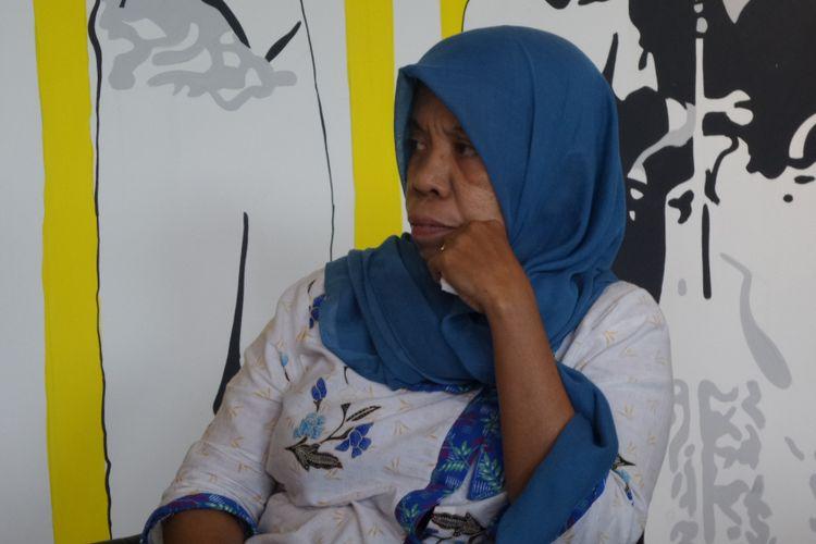 Ketua Umum IKOHI Wanmayetti dalam diskusi di Jakarta, Rabu (30/8/2017).