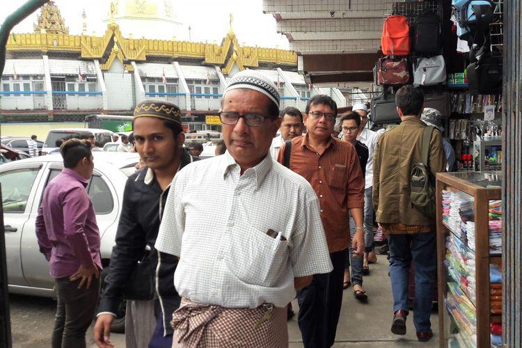 Angka resmi menyatakan jumlah Muslim minoritas di Myanmar hanya mewakili 3-4 persen populasi sedangkan Organisasi Non Pemerintah menyatakan jumlahnya mendekati 12-13 persen.