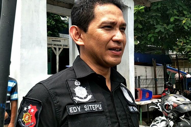 Kasat Reskrim Polres Jakarta Barat, AKBP Edy Suranta Sitepu, Senin (20/11/2017).