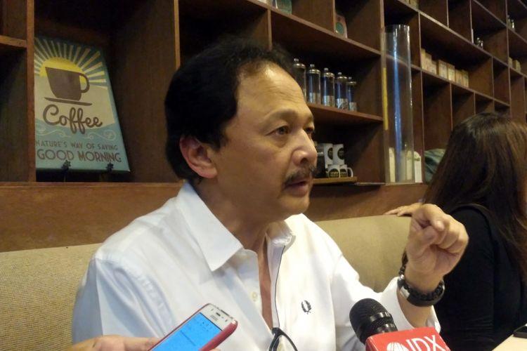 Direktur Utama BEI, Tito Sulistio.