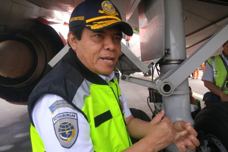 Indonesia-Perancis Bahas Perbaikan Keselamatan Penerbangan