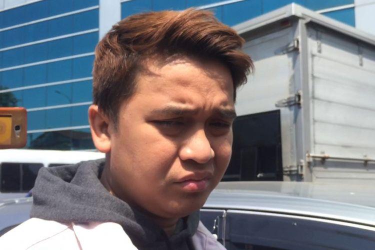 Billy Syahputra saat ditemui di kawasan Tendean, Jakarta Selatan, Senin (3/9/2018).