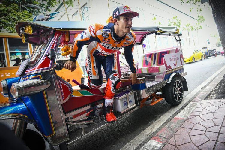 Jadwal MotoGP Thailand 2018, Peluang Besar Pebalap Honda