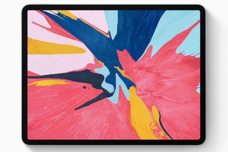 iPad Pro 2018.