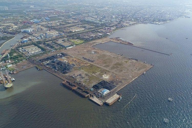 Pelabuhan PT Karya Citra Nusantara