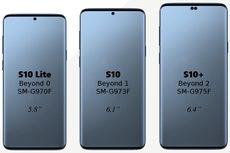 Bocoran Tiga Varian Galaxy S10 Beserta RAM dan Kapasitas Penyimpanan