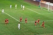 Asian Games 2018, Indonesia Vs Palestina Masih Imbang 1-1