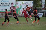 'All Indonesian Final' di IFC U-15 Piala Menpora 2018