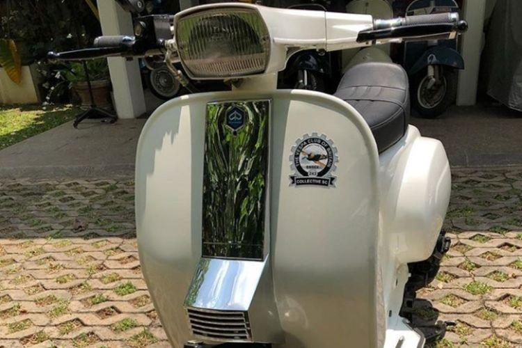 Vespa berkonsep matik rasa klasik milik Dodit Redjasa dan Gede Shanta. Vespa ini menggunakan sejumlah bodi milik Vespa klasik. Namun mesinnya dari Piaggio Zip.