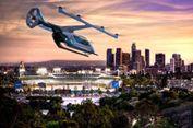 Paris Berencana Operasikan Taksi Terbang Tahun 2024