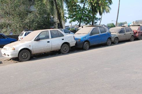 Usia Kendaraan di India Dibatasi Hanya 15 Tahun