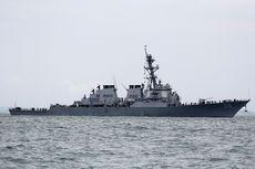 Trump ke Jepang, Gedung Putih Disebut Perintahkan Kapal Perang AS Ini