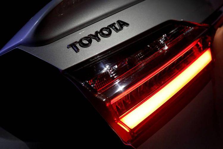 Logo Toyota.