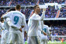 Hasil Liga Spanyol, Trio BBC Cetak Gol, Real Madrid Menang Telak