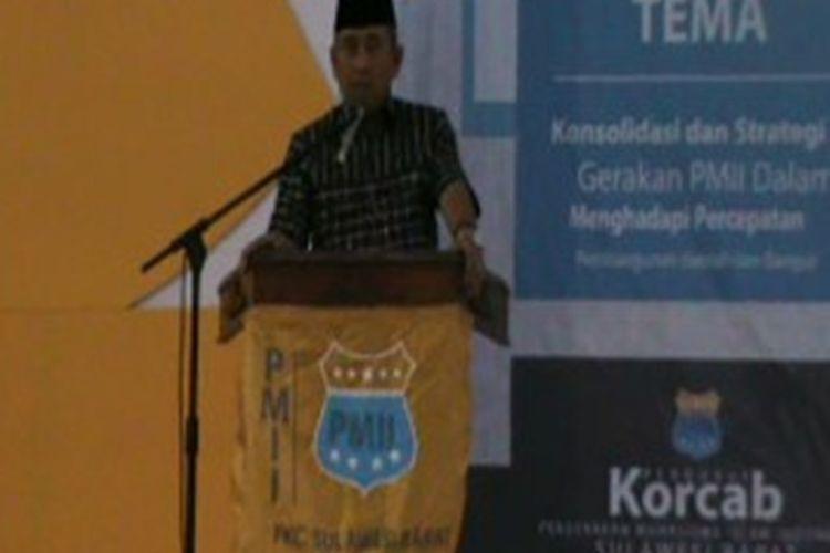 Gubernur Sulbar Ali Baal Masdar mengusulkan sila ke-5 Pancasila dirombak jadi sila ke-2.