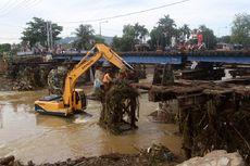 Banjir dan Longsor di Sumbar, Dua  Meninggal 100 KK Mengungsi